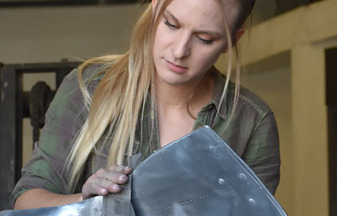 Customer Testimonial | Katie Ventress, an award-winning artist-blacksmith